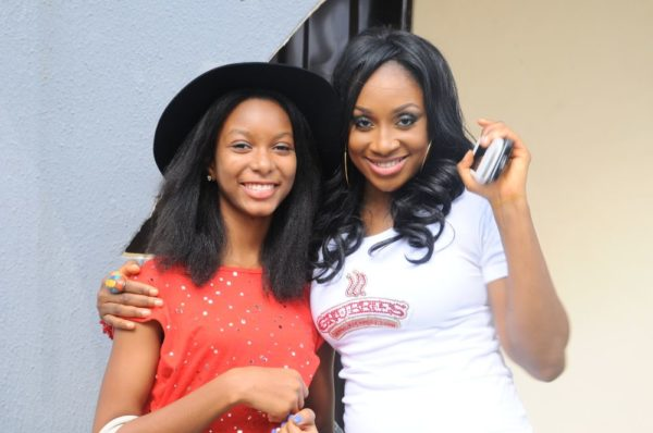 Grubbies Fast Food Eatery & Catering Services Launch - BellaNaija - August2014065