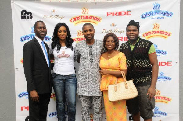 Grubbies Fast Food Eatery & Catering Services Launch - BellaNaija - August2014070