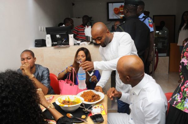 Grubbies Fast Food Eatery & Catering Services Launch - BellaNaija - August2014081