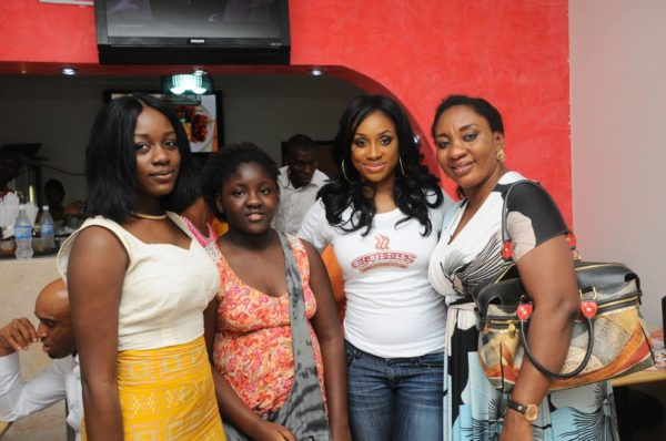 Grubbies Fast Food Eatery & Catering Services Launch - BellaNaija - August2014084