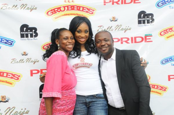 Grubbies Fast Food Eatery & Catering Services Launch - BellaNaija - August2014087