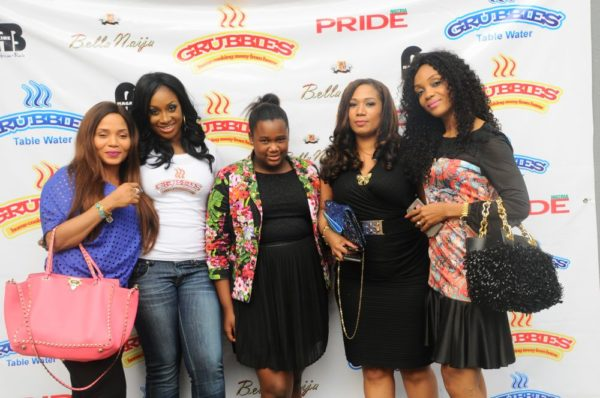 Grubbies Fast Food Eatery & Catering Services Launch - BellaNaija - August2014090