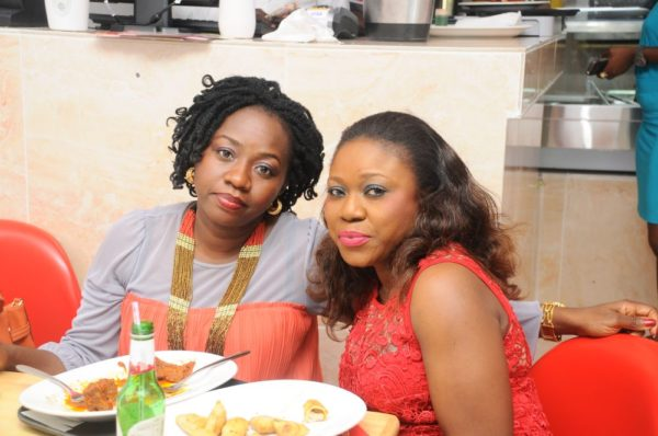 Grubbies Fast Food Eatery & Catering Services Launch - BellaNaija - August2014095
