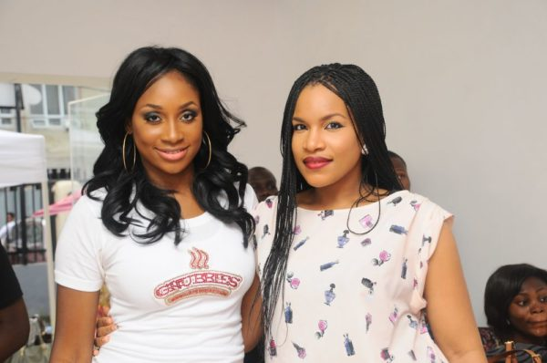 Grubbies Fast Food Eatery & Catering Services Launch - BellaNaija - August2014098