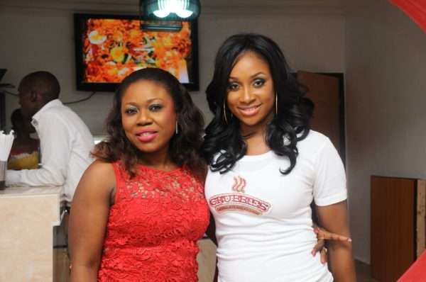 Grubbies Fast Food Eatery & Catering Services Launch - BellaNaija - August2014099
