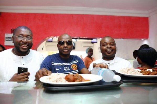 Grubbies Fast Food Eatery & Catering Services Launch - BellaNaija - August2014110