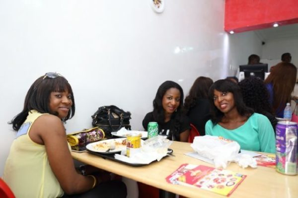 Grubbies Fast Food Eatery & Catering Services Launch - BellaNaija - August2014121