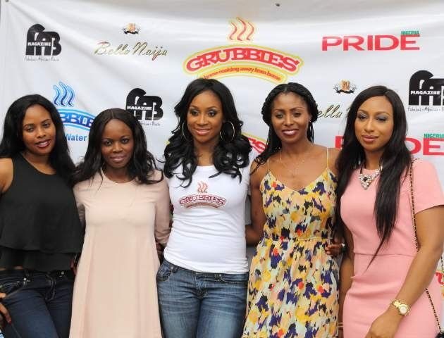 Grubbies Fast Food Eatery & Catering Services Launch - BellaNaija - August2014131