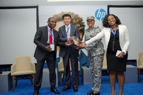 HP hosts Partners & Stakeholders at its 2014 Anti-Counterfeiting Conference in Abuja!