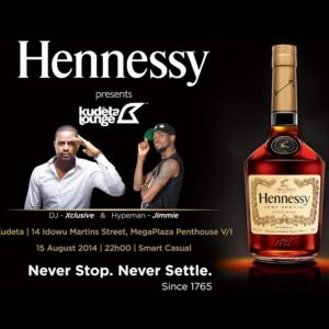 Hennessy presents Kudeta Lounge - Bellanaija - August2014