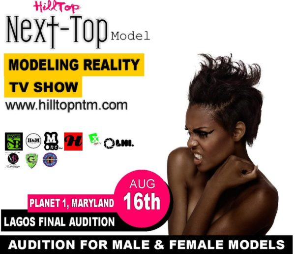 Hill Next Top Model Audition - August 2014 - BellaNaija.com 01