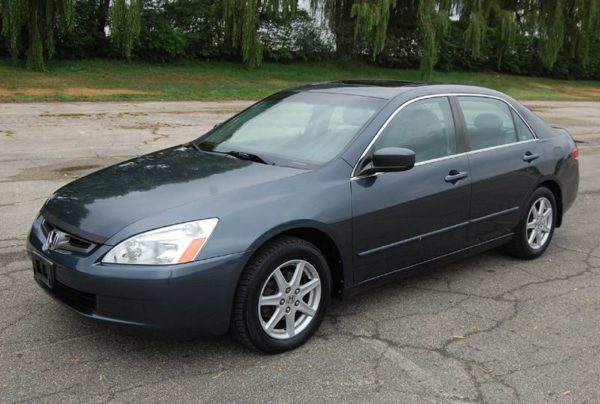 Honda Accord or End of discussion
