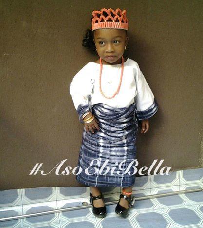 Ify's Baby 2.aso ebi bella, asoebi,