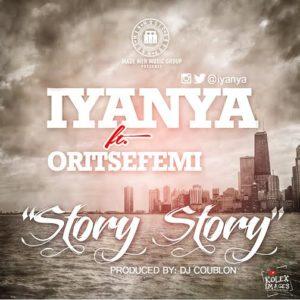 Iyanya - Story Story - August 2014 - BN Music - BellaNaija.com 01