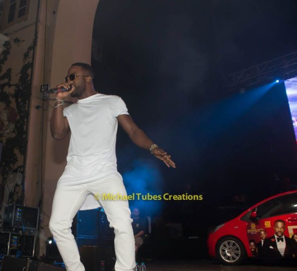 Iyanya at Cokobar Party in London - August 2014 - BellaNaija.com 01005