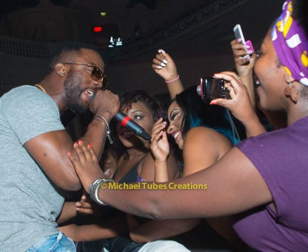 Iyanya at Cokobar Party in London - August 2014 - BellaNaija.com 01016