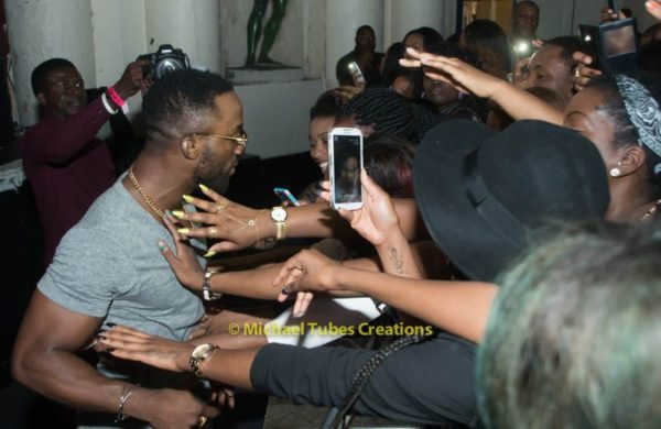 Iyanya at Cokobar Party in London - August 2014 - BellaNaija.com 01018