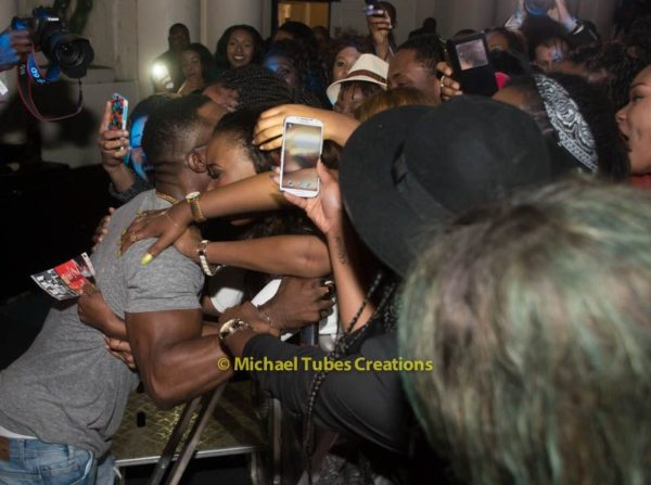 Iyanya at Cokobar Party in London - August 2014 - BellaNaija.com 01019
