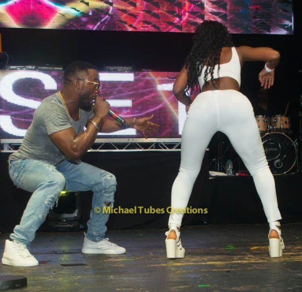 Iyanya at Cokobar Party in London - August 2014 - BellaNaija.com 01023