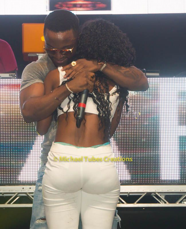 Iyanya at Cokobar Party in London - August 2014 - BellaNaija.com 01024