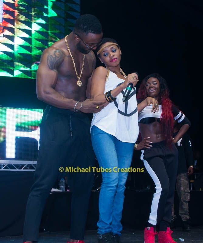 Iyanya, Awilo & Chidinma wowed London fans