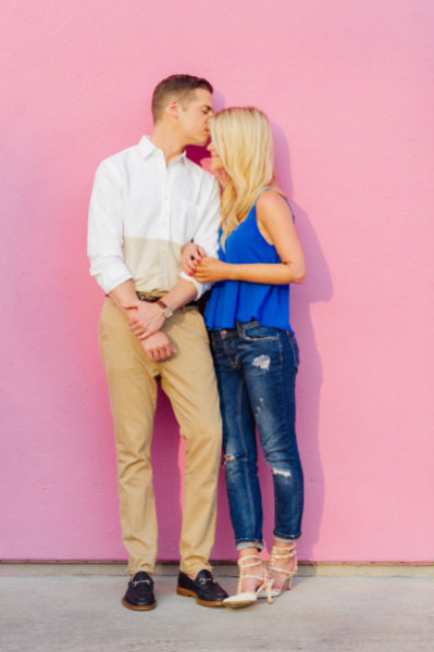 Jason Kennedy & Lauren Scruggs' Pre-Wedding Shoot - August 2014 - BellaNaija.com 01 (1)