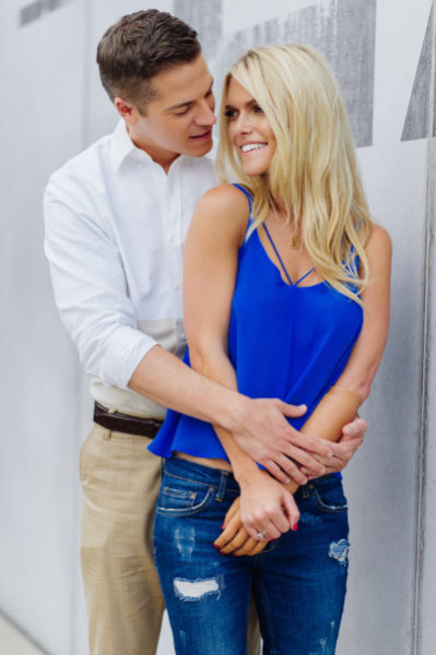 Jason Kennedy & Lauren Scruggs' Pre-Wedding Shoot - August 2014 - BellaNaija.com 01 (11)