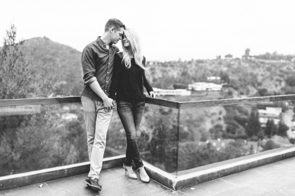 Jason Kennedy & Lauren Scruggs' Pre-Wedding Shoot - August 2014 - BellaNaija.com 01 (4)