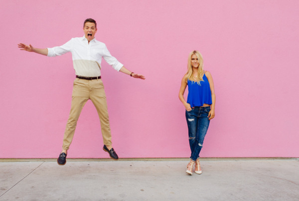 Jason Kennedy & Lauren Scruggs' Pre-Wedding Shoot - August 2014 - BellaNaija.com 01 (8)