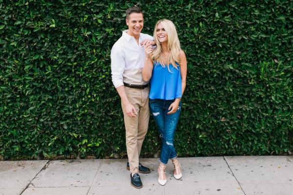 Jason Kennedy & Lauren Scruggs' Pre-Wedding Shoot - August 2014 - BellaNaija.com 01 (9)