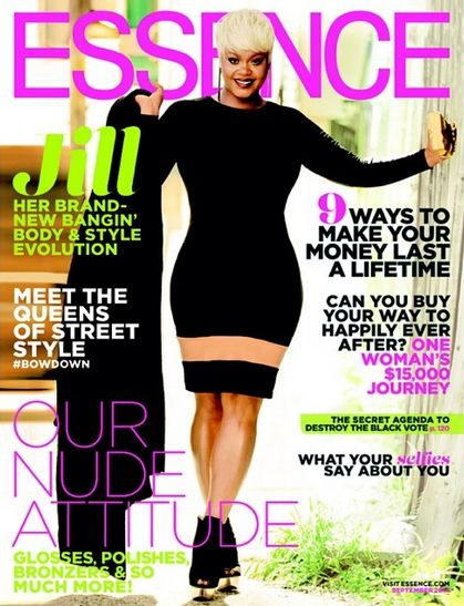 Jill Scott for Essence September 2014 Issue - Bellanaija - August 2014002