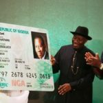 Jonathan unveils E-ID Card- August - 2014 - BellaNaija004