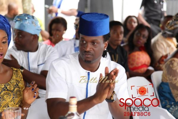 Jude Okoye and Ify Traditional Igbo Wedding in Anambra | SpacoMedia | BellaNaija 0004
