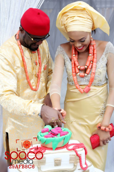 Jude Okoye and Ify Traditional Igbo Wedding in Anambra | SpacoMedia | BellaNaija 0008