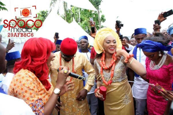Jude Okoye and Ify Traditional Igbo Wedding in Anambra | SpacoMedia | BellaNaija 0009