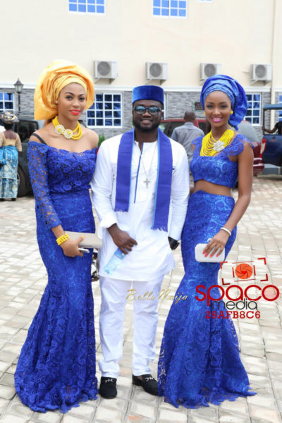 Jude Okoye and Ify Traditional Igbo Wedding in Anambra | SpacoMedia | BellaNaija 0013