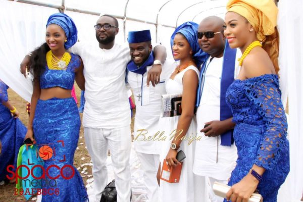 Jude Okoye and Ify Traditional Igbo Wedding in Anambra | SpacoMedia | BellaNaija 0019