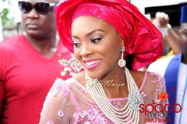 Jude Okoye and Ify Traditional Igbo Wedding in Anambra | SpacoMedia | BellaNaija 0022