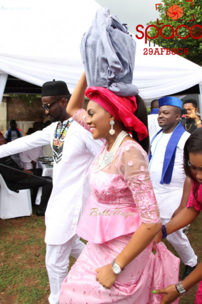 Jude Okoye and Ify Traditional Igbo Wedding in Anambra | SpacoMedia | BellaNaija 0025
