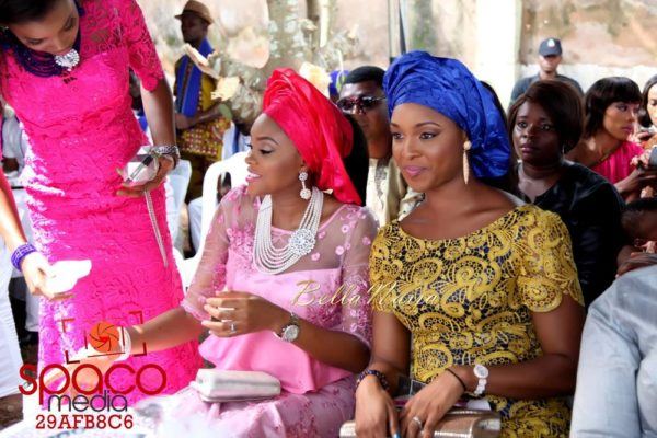 Jude Okoye and Ify Traditional Igbo Wedding in Anambra | SpacoMedia | BellaNaija 0026