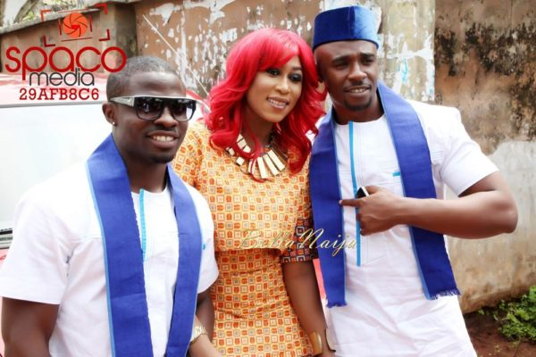 Jude Okoye and Ify Traditional Igbo Wedding in Anambra | SpacoMedia | BellaNaija 0029