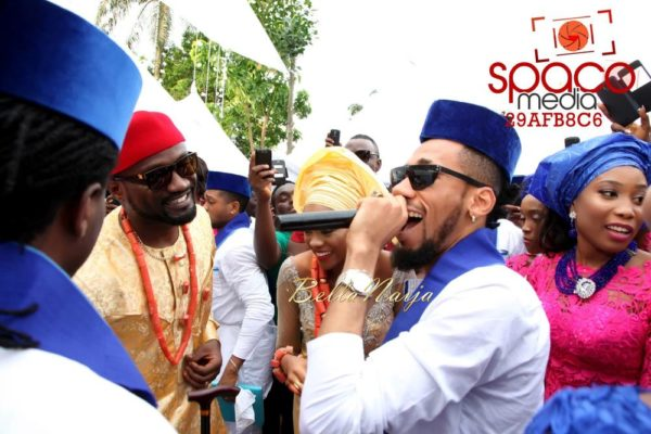 Jude Okoye and Ify Traditional Igbo Wedding in Anambra | SpacoMedia | BellaNaija 0031