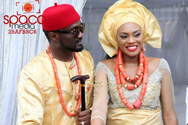 Jude Okoye And Ify Traditional Igbo Wedding In Anambra Omedia Bellanaija 0032