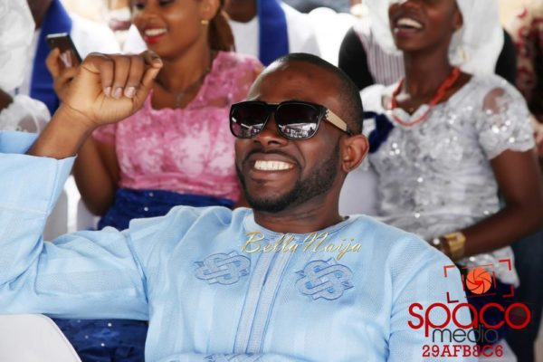 Jude Okoye and Ify Traditional Igbo Wedding in Anambra | SpacoMedia | BellaNaija 0045