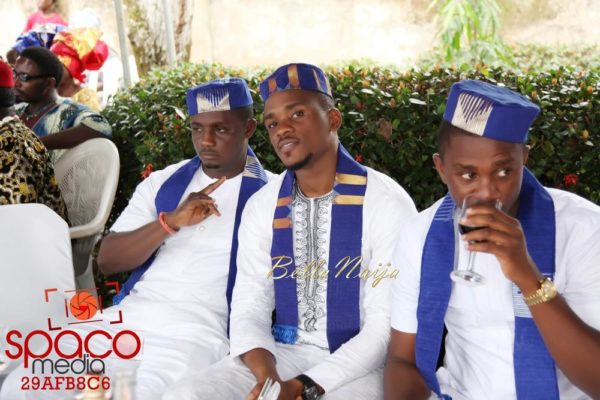 Jude Okoye and Ify Traditional Igbo Wedding in Anambra | SpacoMedia | BellaNaija 0051