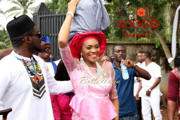 Jude Okoye and Ify Traditional Igbo Wedding in Anambra | SpacoMedia | BellaNaija 0061