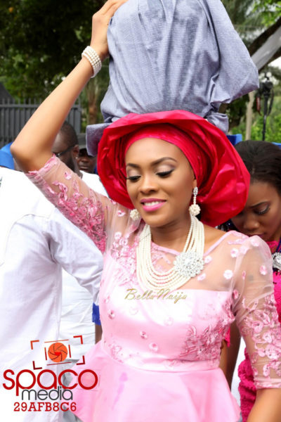 Jude Okoye and Ify Traditional Igbo Wedding in Anambra | SpacoMedia | BellaNaija 0065