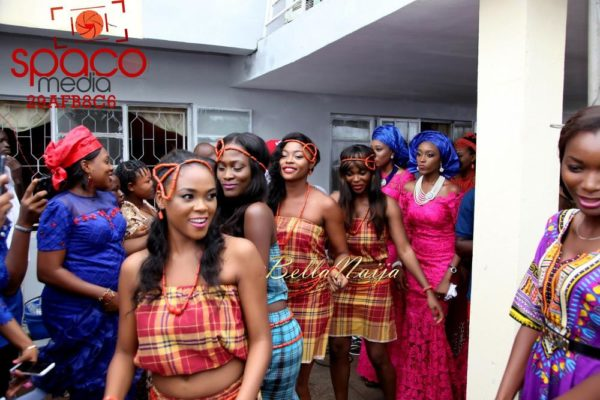Jude Okoye and Ify Traditional Igbo Wedding in Anambra | SpacoMedia | BellaNaija 0066