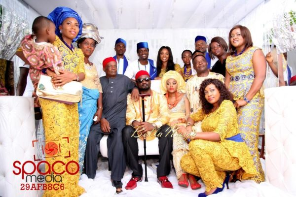 Jude Okoye and Ify Traditional Igbo Wedding in Anambra | SpacoMedia | BellaNaija 0071
