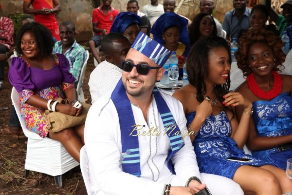 Jude Okoye and Ify Traditional Igbo Wedding in Anambra | SpacoMedia | BellaNaija 0072